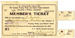 Membership Ticket, Freezing Works Union; Otago-Southland Freezing Works and Related Trades Industrial Union of Workers; 1925-1926; MT2015.2.4