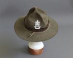 Scout Hat; unknown maker; 1930-1940; MT2012.29.1