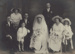 Photograph [Unidentified Wedding party]; Crown Studio (Gore); 1919-1930; MT2011.185.219