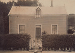 Photograph [Gardiner's House, Kana Street, Mataura]; unknown photographer; c.1900; MT2014.23