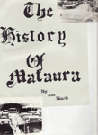 Scrapbook, [Mataura School Project 1972] ; Mataura School Pupils; 1972; MT2012.158