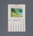 Calendar, Ian Paterson, M. P. S. Chemist, Mataura; unknown maker; 1970; MT2012.110.2