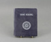 Book, St. John, Home Nursing Manual; St. John Commandery of New Zealand; 1942; MT2012.53.4
