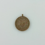 Medal, [Timaru Boys High School, Diving, Hugh Brown McConnell]; unknown maker; 1923-1927; MT2015.22.9