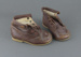 Footwear, Child's Boots; Bing, Harris & Co; 1930-1968; MT1993.88.2
