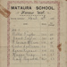 Award, Mataura School Honour List; Standard Print; 19.04.1895; MT2012.144