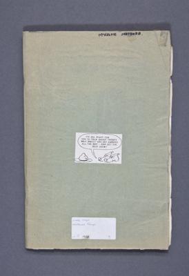 Scrapbook; (3 of 5) Scouting scrapbook (1945-1973)...