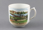 Cup, Mataura Flood 1913; Victoria, Schmidt & Co; 1918-1925; MT1993.67