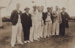 Photograph [Mataura Cricket Club members]; unknown photographer; [?]; MT2011.185.300