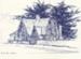 Artwork [Sketch of First Mataura Post Office]; Hill; 1960-1968; MT2016.12.1