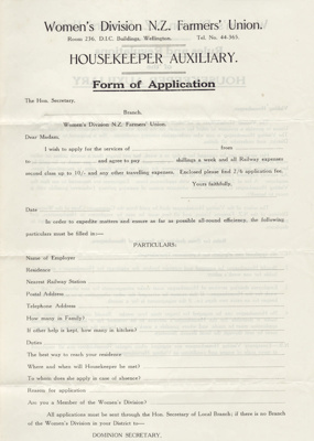 Forms; blank forms related to the running of the M...