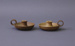 Candle holders; unknown maker; 1993; MT1993.87