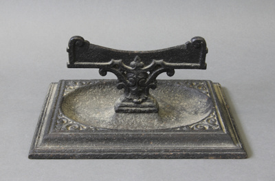 Boot Scraper; Gardiner, William & Co.; [?]; MT1996.135.5