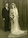 Photograph [Cyril Courtney & Alice Wilson's wedding portrait]; Kelly (Gore); 07.11.1947; MT2017.11.5