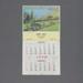 Calendar, Henry Bros. Butchers, Mataura; Tanner Couch; 1970; MT2012.111.1