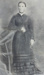 Photograph [Janet Dimmock, nee Mitchell]; unknown photographer; 1870-1890; MT2011.185.494