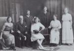 Photograph [Grierson Family Portrait]; unknown photographer; 1910s; MT2011.185.239