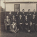 Photograph [Mataura Dairy Factory employees 1927-1928]; unknown photographer; 1928; MT2011.185.81