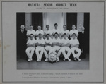 Photograph [Mataura Cricket Club, Senior Grade, 1965-66]; unknown photographer; 1965-1966; MT2011.185.487