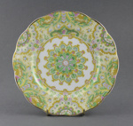 Plate, side; Royal Albert; 1927-1935; MT1993.78.2