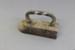 Iron, Shacklock . used by a tailor.; Shacklock, H.E. Ltd; [?]; MT1997.152