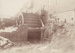 Photograph [original water wheel, Mataura Paper Mill]; unknown photographer; 1889; MT2011.185.28