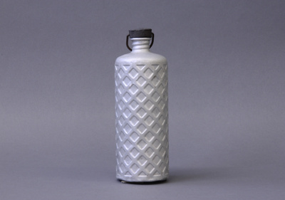 Flask; an aluminium water bottle (flask) made by B...