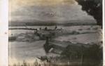 Postcards, Six [Flood, Mataura, 1913] ; unknown photographer; 1913; MT2013.14.1