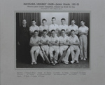 Photograph [Mataura Cricket Club, Junior Grade, 1951-52]; Crown Studio (Gore); 195-1952; MT2011.185.484.1