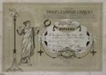 Award, New Zealand Paper Mills Ltd, 1912; Otago Trades and Labour Council; 1912; MT2012.15.6