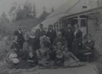 Photograph [Dickie Family, Tuturau, 1904]; Mora Studio, The (Gore); 1904; MT2011.185.391