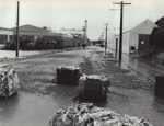 Photograph [Flood, Mataura Paper Mill, 1978] ; McDonald, Keith (Mr); 15.10.1978; MT2011.185.183