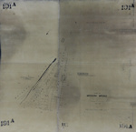 Survey map,Town of Mataura Bridge 1874 ; Maben, Thomas; 1874; MT2014.32