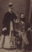 Photograph [Unidentified Couple, Ferndale]; Gerstenkorn, Karl Andreas (Invercargill); 1891-1906; MT2011.185.218