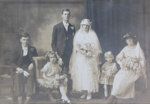 Photograph, [Spooner Wedding, 1925]; unknown photographer; 13.04.1925; MT2011.185.451.2