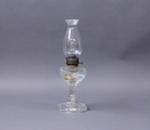 Lamp, kerosene; Edward Miller & Co; 1890-1910; MT1993.49.1