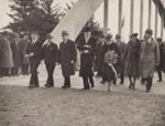 Photograph [Mataura Bridge opening, 1939]; unknown photographer; 22.07.1939; MT2011.185.333