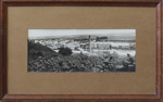 Photograph, [Mataura Paper Mill, Mataura Freezing Works, Mataura Township, c.1925]; unknown photographer; c.1925; MT2011.185.437