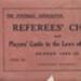 Book, Football Association Rules; Football Association, Good, Henry & Son Ltd; 1934; MT2012.116.2
