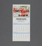 Calendar, Taylor Auto, Mataura; Pictorial Publications Ltd; 1999; MT2012.107.12