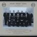 Photograph, framed [Mataura Borough Councillors, 1970-1971]; unknown photographer; 1971; MT2000.166.3.16