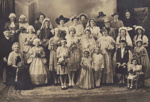 Photograph [Mataura W.I Bridal Pageant, 1937]; Mora Studio (The) (Gore); 1937; MT2011.185.256