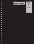 Album, photograph [Mataura School 1954-1959]; McKelvie, Ian & Edna; 1995; MT2012.11