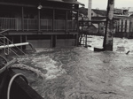 Photograph [Flood, Mataura Paper Mill, 1978] ; McDonald, Keith (Mr); 14.10.1978; MT2011.185.172