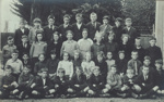 Photograph, [Pupils, Mataura School, 1920s]; unknown photographer; 1920s; MT2013.22.4