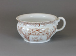 Chamber Pot ; Wedgewood and Co.; 1920-1930; MT2016.8