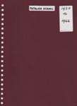 Album, photograph [Mataura School 1930-1944]; McKelvie, Ian & Edna; 1995; MT2012.9