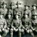 Postcard of New Zealand Soldiers at Camp Sling, W.W.I; Bennett M. Bulford & Durrington, Camp Studios; 1917; MT2018.3.5