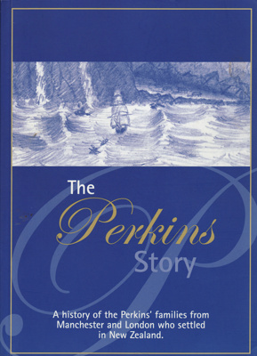 Book, The Perkins Story; Young, Kath; 2007; ISBN 978-0-473-11655-2; MT2013.18