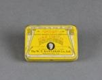 Tin; Rawleigh's Cold Tablets; Rawleigh, W. T. Co. Ltd.; 1930-1980; MT2016.16.5